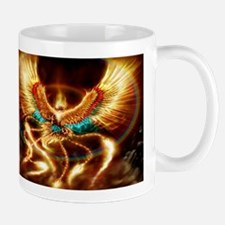 Cute Fantasy birds Mug