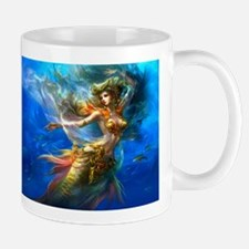 Princess Of The Sea Mugs