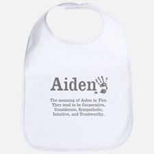 The Meaning of Aiden Bib
