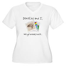 Friend of Dorothy Plus Size T-Shirt