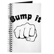 Fist Bump It Journal
