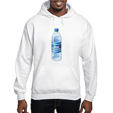 Dead Snowman Melted Bottled Water Hoodie