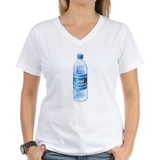 Dead Snowman Melted Bottled Water T-Shirt