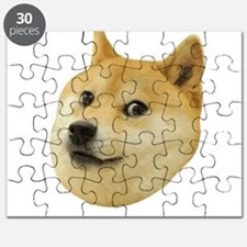 Doge Very Wow Much Dog Such Shiba Shibe Inu Puzzle