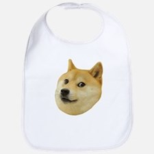 Doge Very Wow Much Dog Such Shiba Shibe Inu Bib