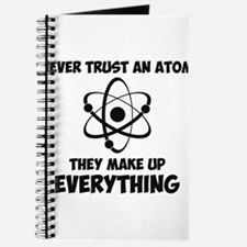 Never Trust An Atom Journal