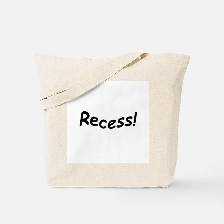 crazy recess Tote Bag