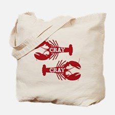 That Cray Cray Crayfish Crustacean Tote Bag