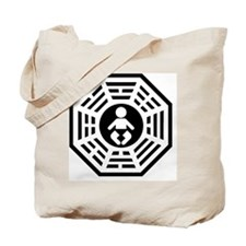LOST baby hatch Tote Bag