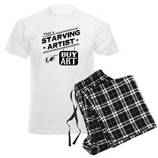 starving artist Pajamas