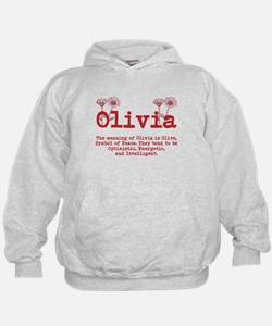 The Meaning of Olivia Hoodie