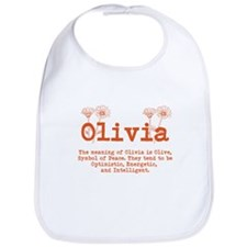 The meaning of Olivia Bib