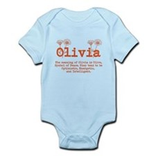 The meaning of Olivia Body Suit