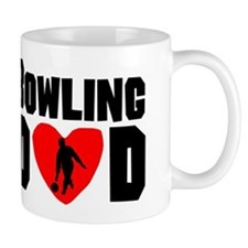Bowling Dad Mugs