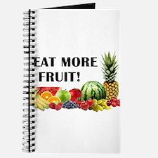Eat More Fruit Journal