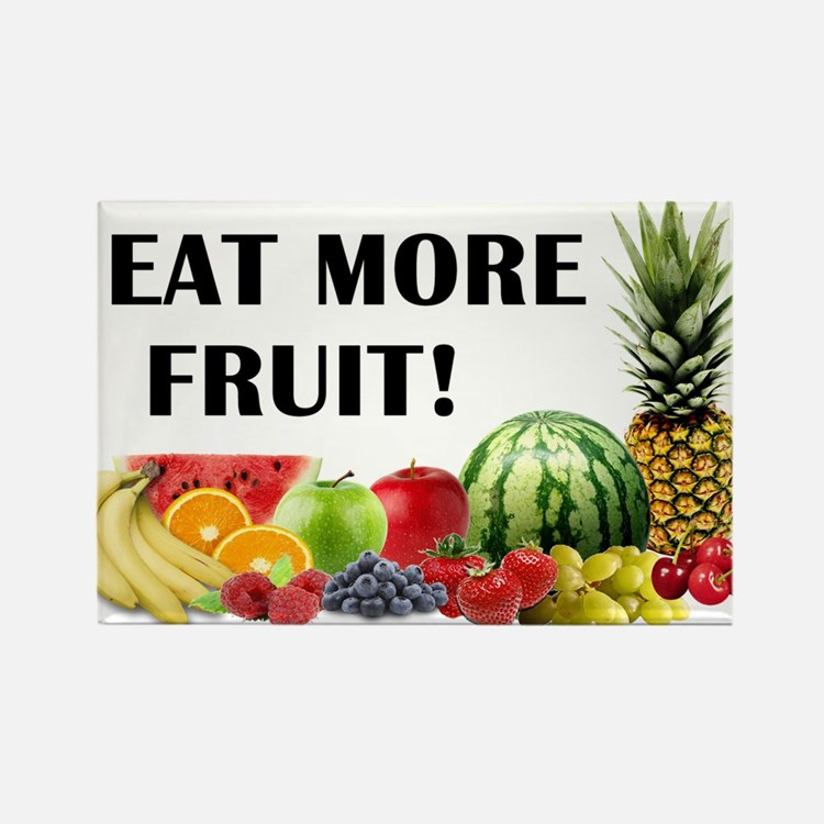 Eat More Fruit Magnets