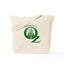 Cute Wizard of oz emerald city Tote Bag