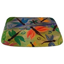 Dragonfly Party Bathmat