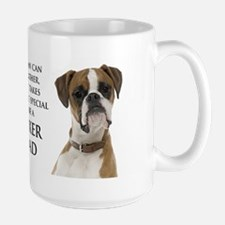 Boxer Dad Mugs