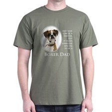 Boxer Dad T-Shirt