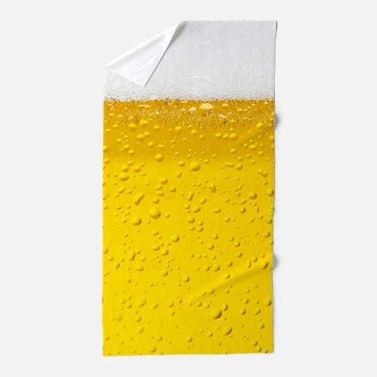 Beer Beach Towel