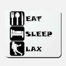 Eat Sleep Lax Mousepad