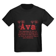 The Meaning of Ava T-Shirt
