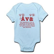 The Meaning of Ava Body Suit