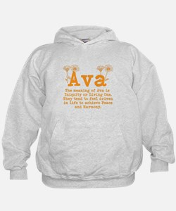 The meaning of Ava Hoodie