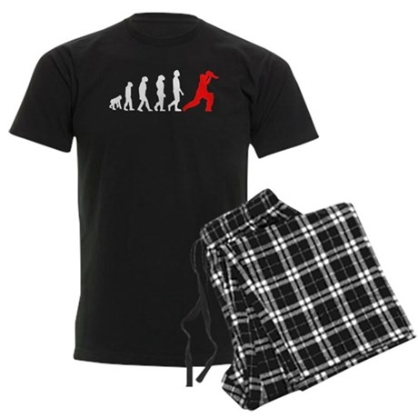 Cricket Evolution (Red) pajamas