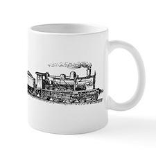 Steam Engine Mugs