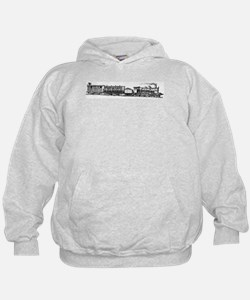 Steam Engine Hoodie