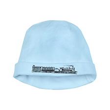 Steam Engine baby hat