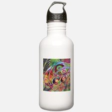 abstract fantasy Water Bottle