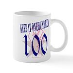 Keep It 100 Mug