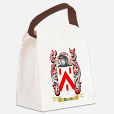 Derrick Canvas Lunch Bag