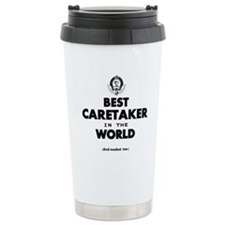 Best in the World Best Caretaker Travel Mug