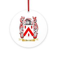 Dericks Ornament (Round)