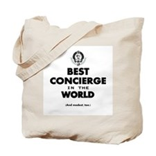 Best in the World Best Concierge Tote Bag