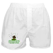Alien Shrooms Boxer Shorts