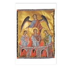 Toros Roslin Armenian Illuminator Postcards (Packa