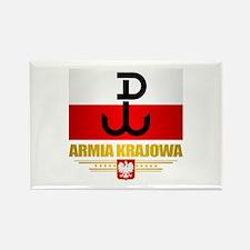 Armia Krajowa (Home Army) Magnets