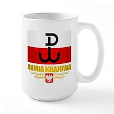 Armia Krajowa (Home Army) Mugs