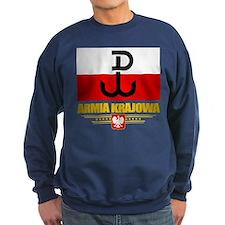 Armia Krajowa (Home Army) Jumper Sweater