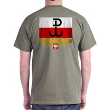 Armia Krajowa (Home Army) T-Shirt