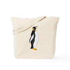 Emperor Penguin Tote Bag