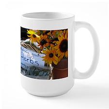 Suzanne's Flowers Mug
