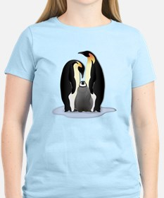Penguin Family T-Shirt