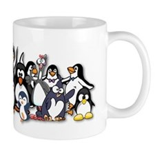 Penguins Mugs