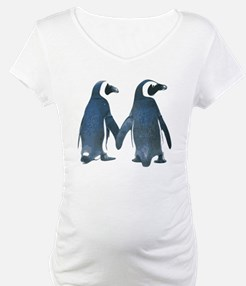 Penguins Holding Hands Shirt